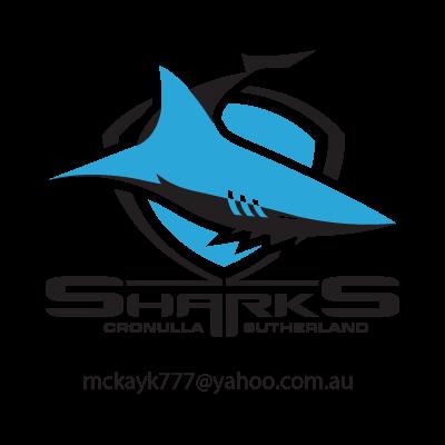 400x400 Cronulla Sutherland Sharks Logo Vector
