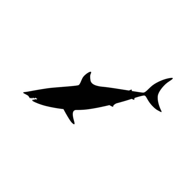 690x690 Shark Animal Graphics Svg Dxf Eps Png Cdr Ai By Vectordesign On Zibbet