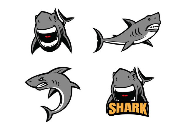 632x443 Free Shark Vector Free Vector Download 418229 Cannypic