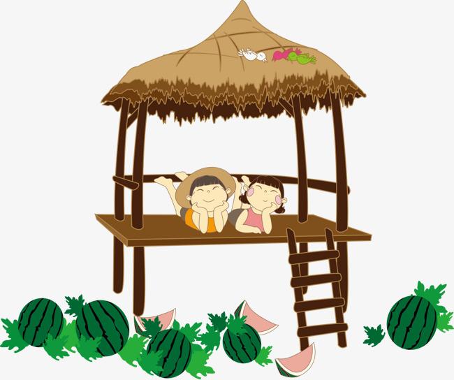 650x544 Cartoon Children Vector Huts On, Cartoon Vector, Children Vector