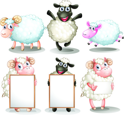 395x368 Sheep Free Vector Download (235 Free Vector) For Commercial Use
