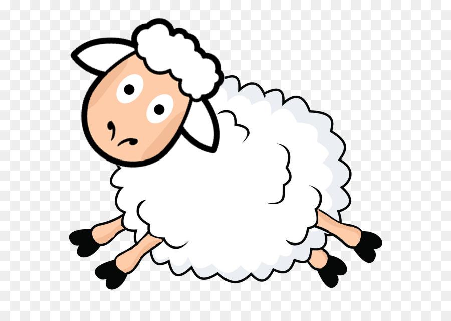 900x640 Clip Art Sheep Vector Graphics Cartoon Digital Art