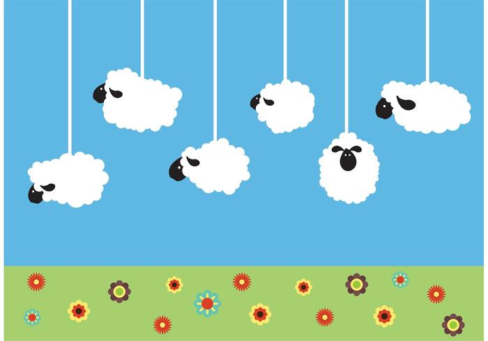 700x490 Sheep Free Vector Art