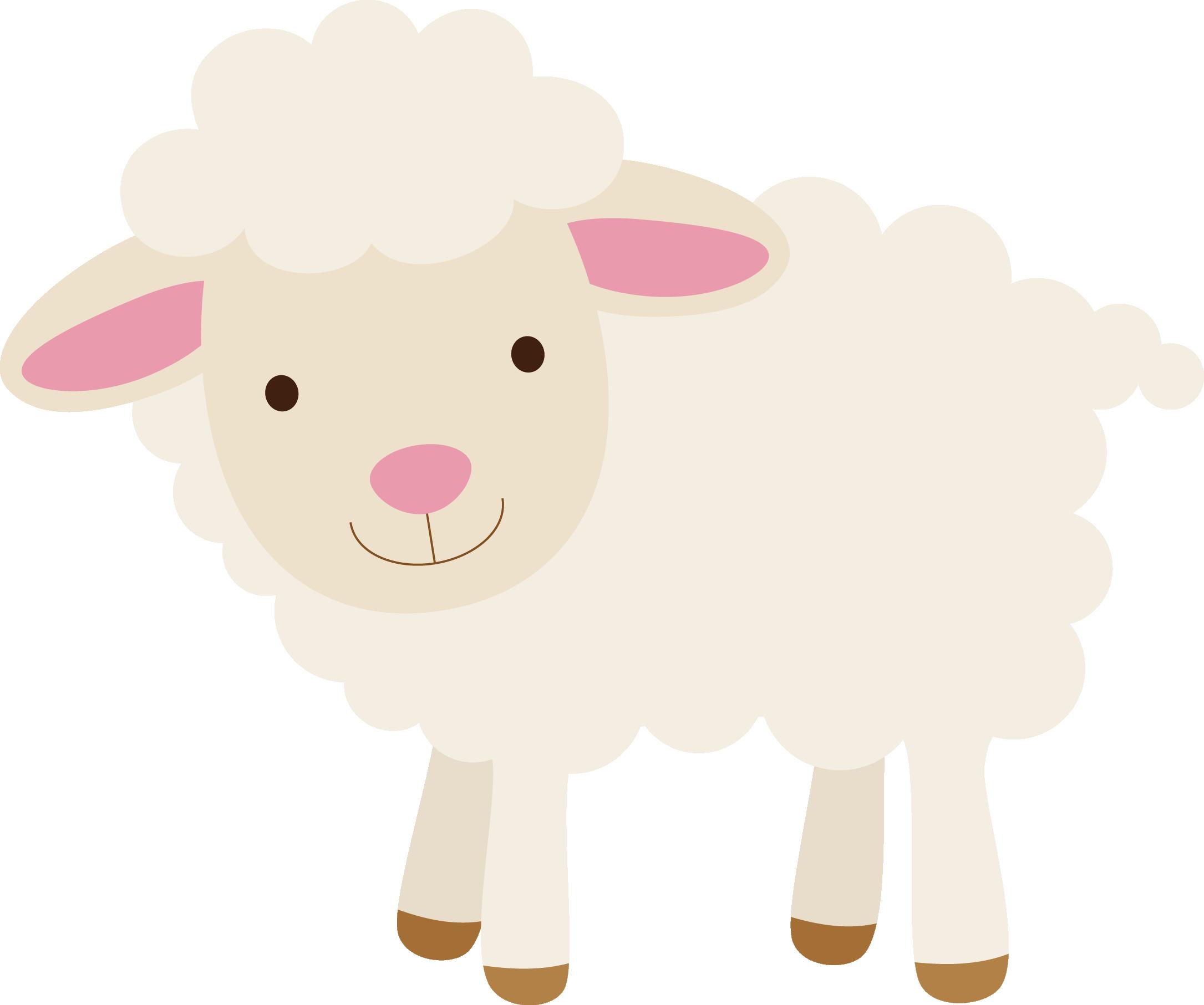 2171x1813 Sheep Vector