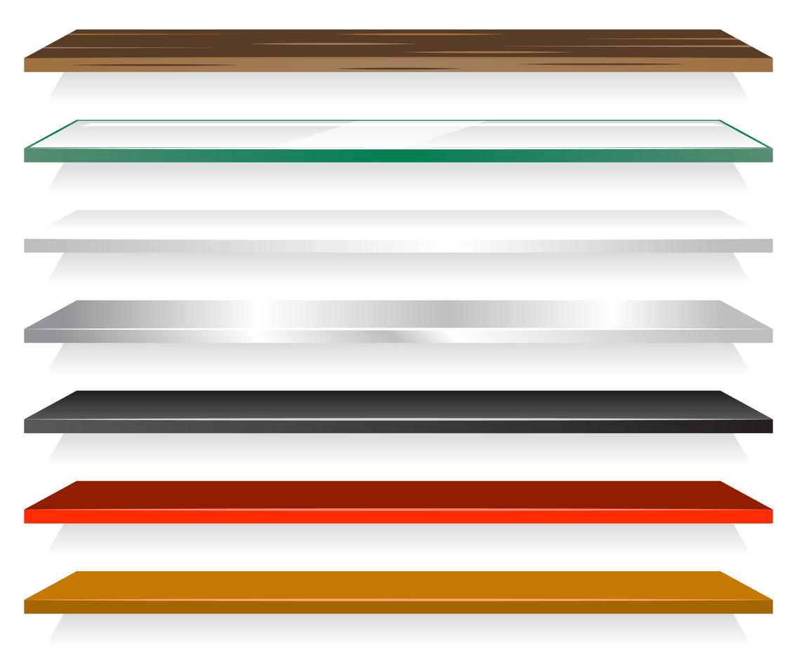 1136x936 Free Shelf Vector Vector Art Amp Graphics