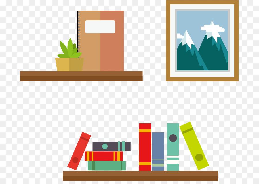 900x640 Bookcase Shelf