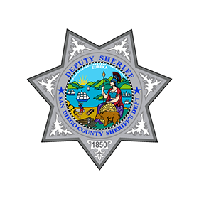 280x280 San Diego County Sheriff Department Logo Vector Download Free