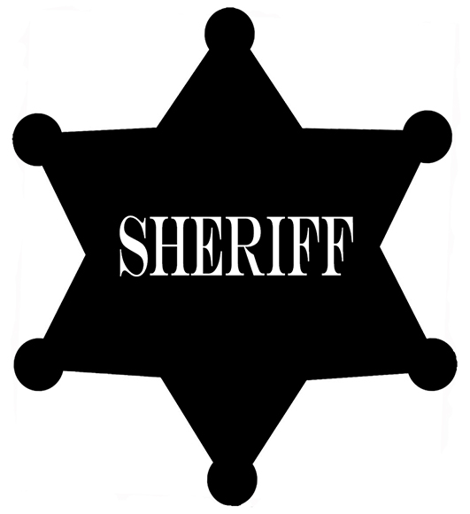 531x580 Sheriff Logo Clipart