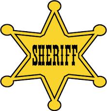 221x228 Resultado De Imagen Para Estrella Sheriff Vector Sheriff Callie