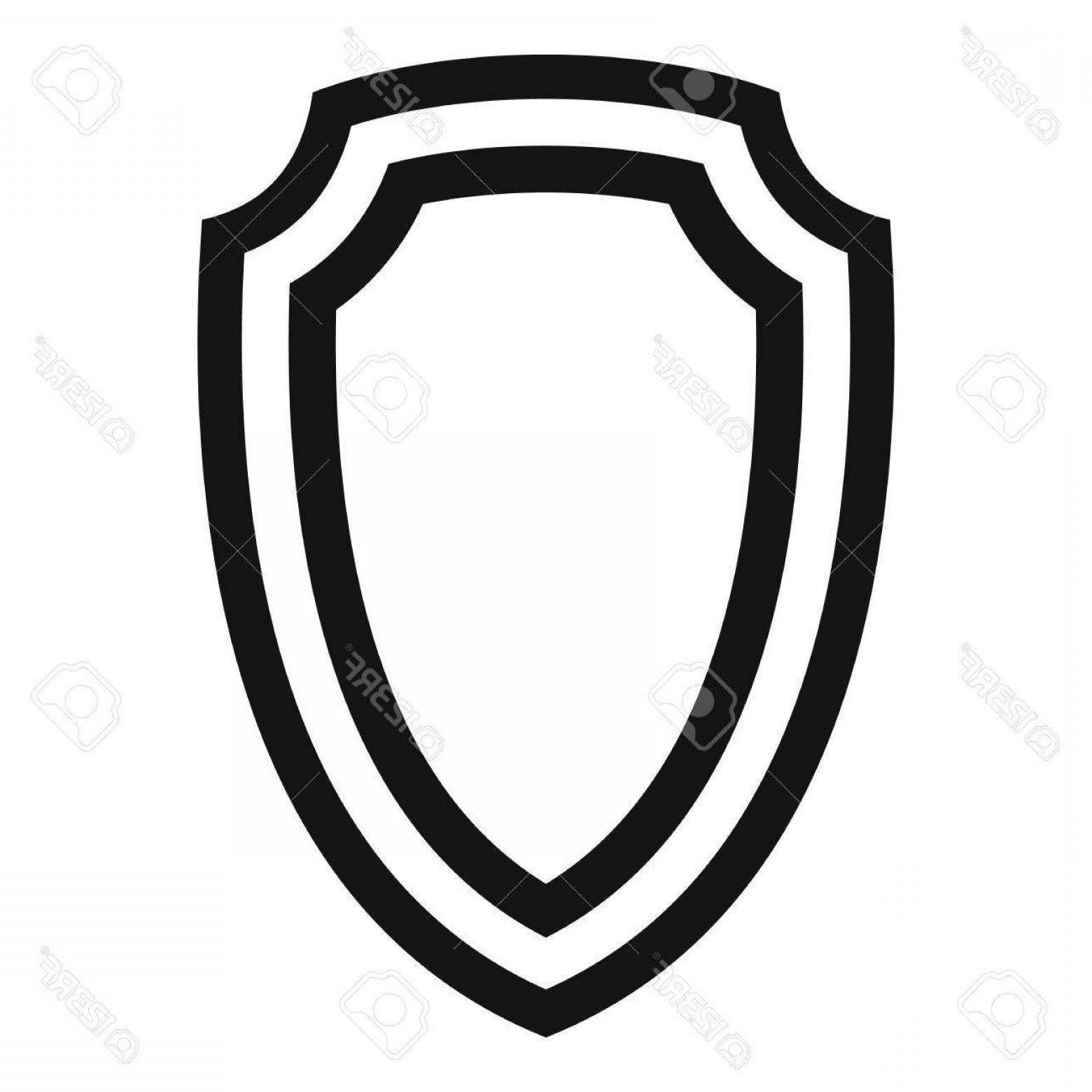 1560x1560 Photostock Vector Army Shield Icon Simple Illustration Of Army
