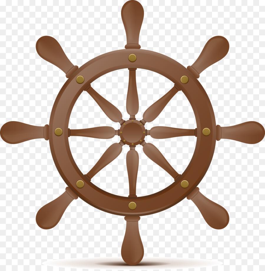 900x920 Ships Wheel Clip Art