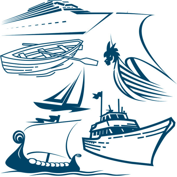 600x600 Free Vector Shipping Silhouettes Free Vector In Encapsulated