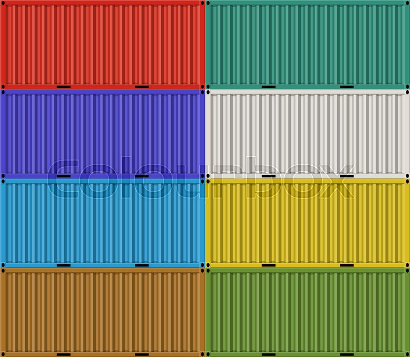 800x696 Cargo Shipping Containers For Freight Transport And Logistics