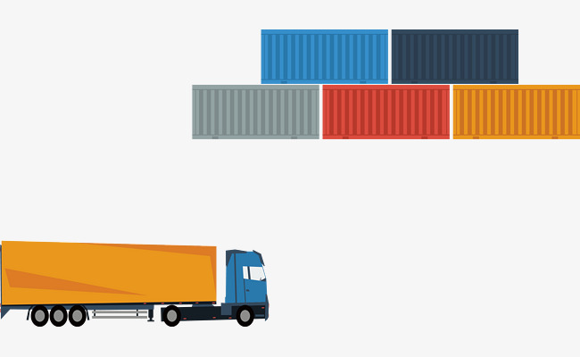 650x400 Creative Shipping Material, Shippers, Creative, Container Png And