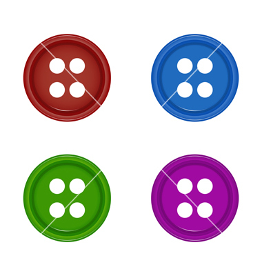 Shirt Button Vector