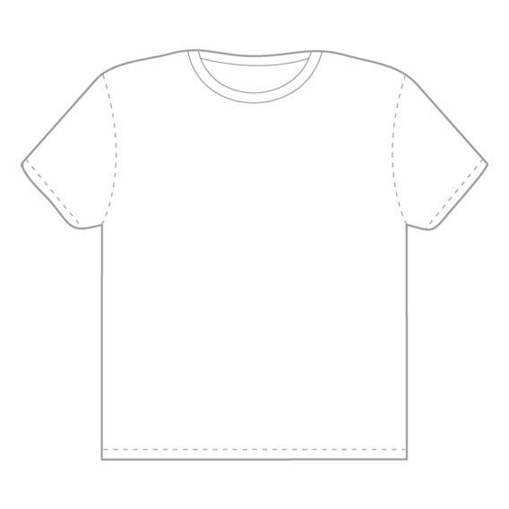 Shirt Mockup Vector At Getdrawings Free Download