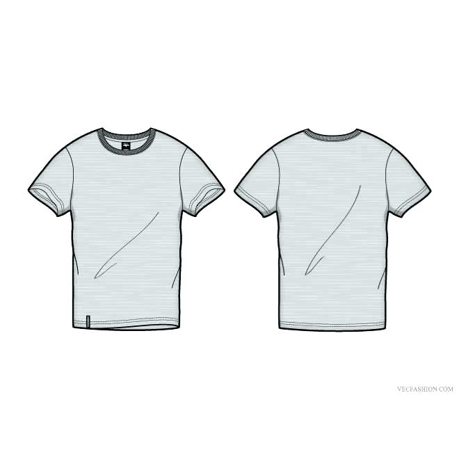 660x660 Pocket Shirt Template Psd T Design Templates Free Blank