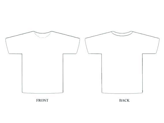 568x426 Tee Shirt Template Illustrator Illustrator T Shirt Template T