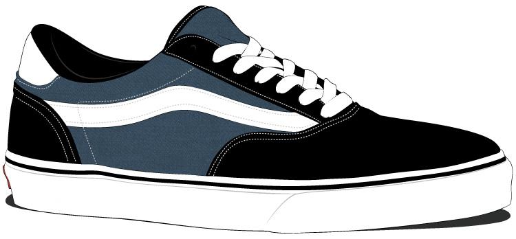 750x348 Vans Shoes Vector, Vans Shoes