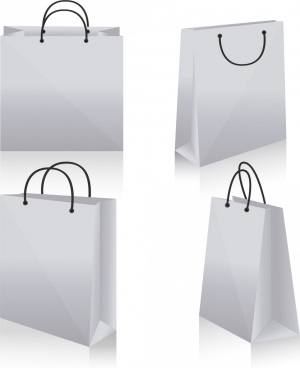 300x368 Shopping Bag Icon Vector Free Vector Download (24,652 Free Vector