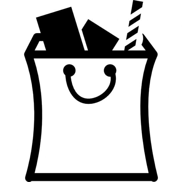 626x626 Free Free Shopping Bag Icon 303706 Download Free Shopping Bag