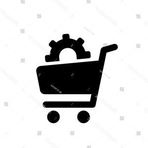 300x300 Shopping Cart Icons Icon Vector Trendy Sohadacouri