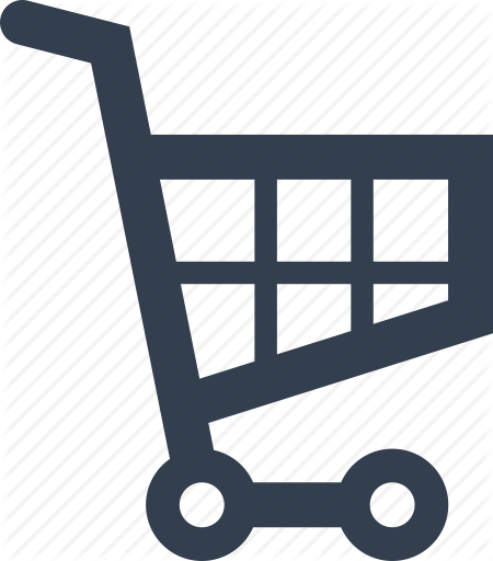 450x512 Business, E Comerce, Purchase, Push, Shopping, Shopping Cart Icon