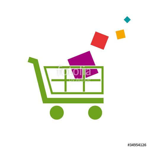 500x500 Logo Discount. Shopping Cart