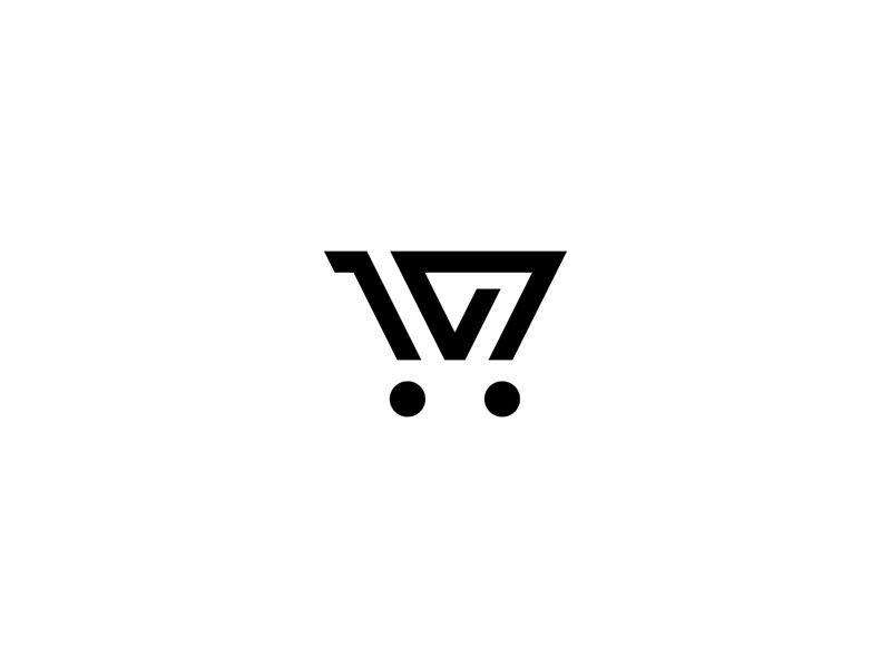 800x600 V Shopping Cart Logo Logo Ideas, Logos And Logo