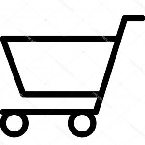 300x300 Stock Illustration Shopping Cart Vector Line Icon Sohadacouri