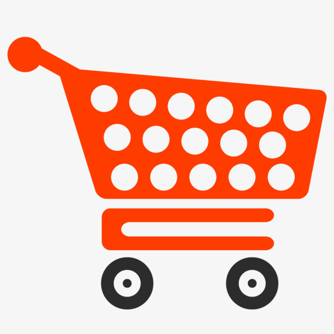 650x651 Vector Material Shopping Cart, Vector Material, Shopping Cart