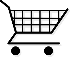 Shopping Cart Vector Free