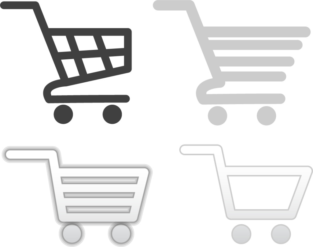 1024x807 Shopping Cart Vector Free Download Eps Files