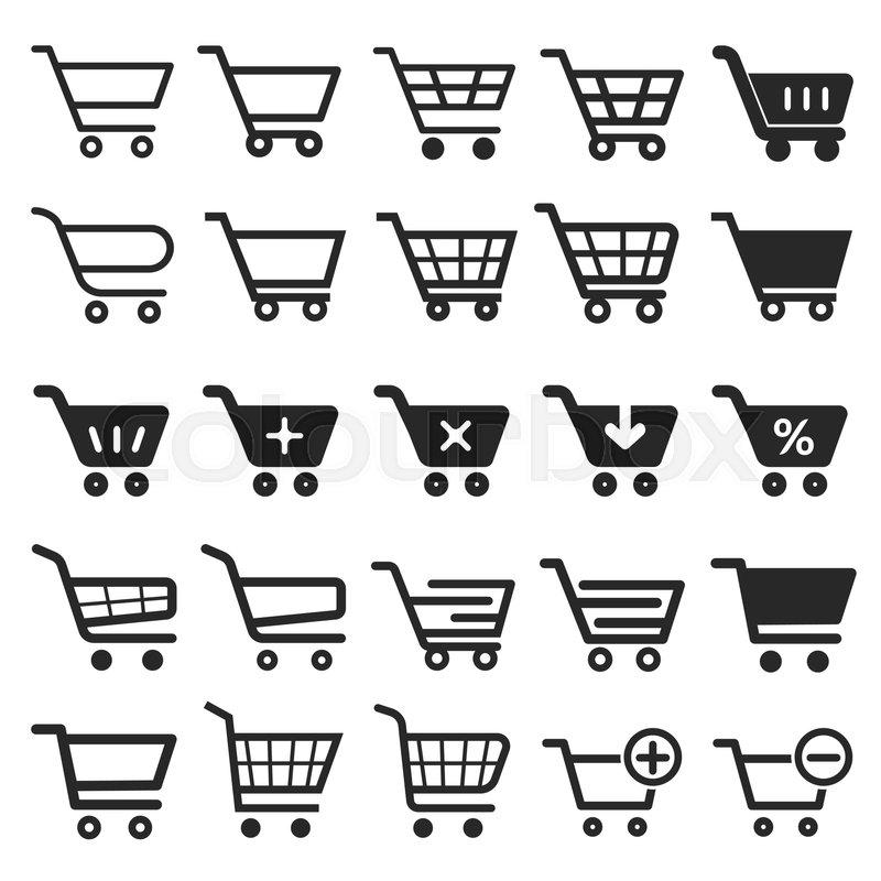 800x800 Shopping Cart Icon Set, Shopping Cart Icon, Shopping Cart