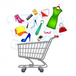 268x268 Fashion Shopping Vector Vectors Stock For Free Download About (59