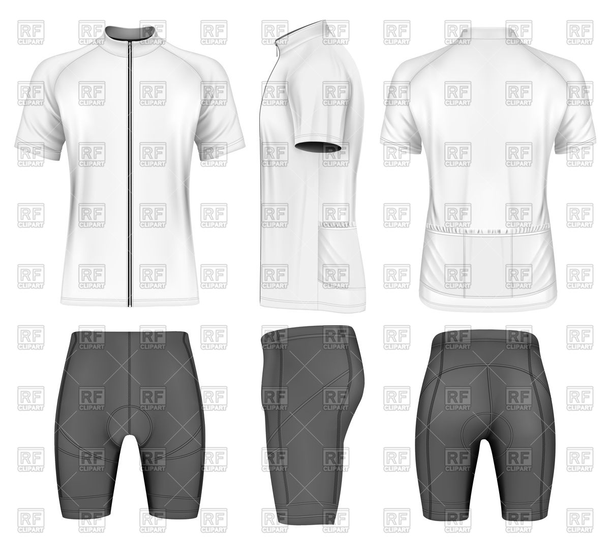1200x1076 Cycling Clothes For Men Short Sleeve Cycling Jersey And Shorts