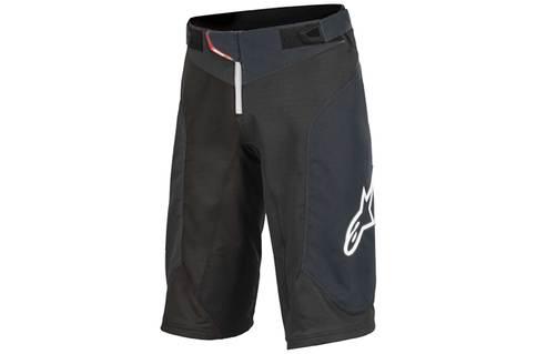 484x319 Alpinestars Youth Vector Shorts Black