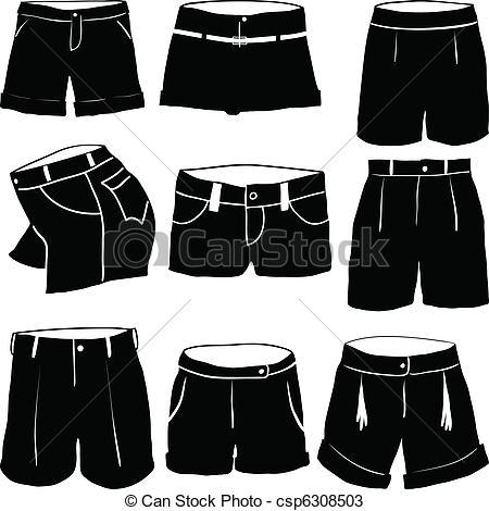 450x470 Various Womens Shorts.