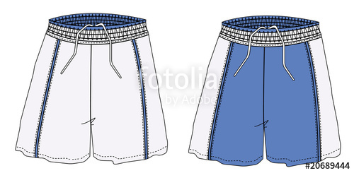 500x245 Sport Shorts Stock Image And Royalty Free Vector Files On Fotolia