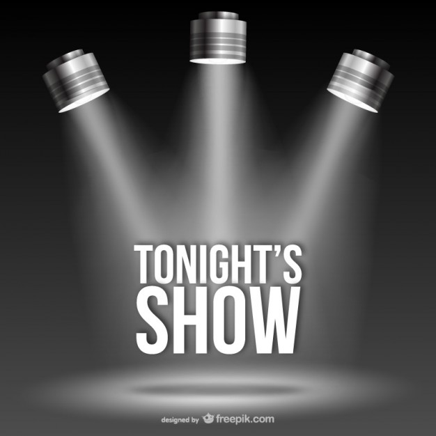 626x626 Night Show Vector Free Download