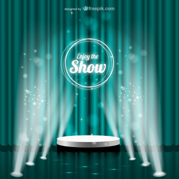 626x626 Enjoy The Show Vector Free Download
