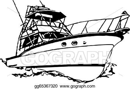 450x308 Fishing Boat Clipart Deep Sea Fishing