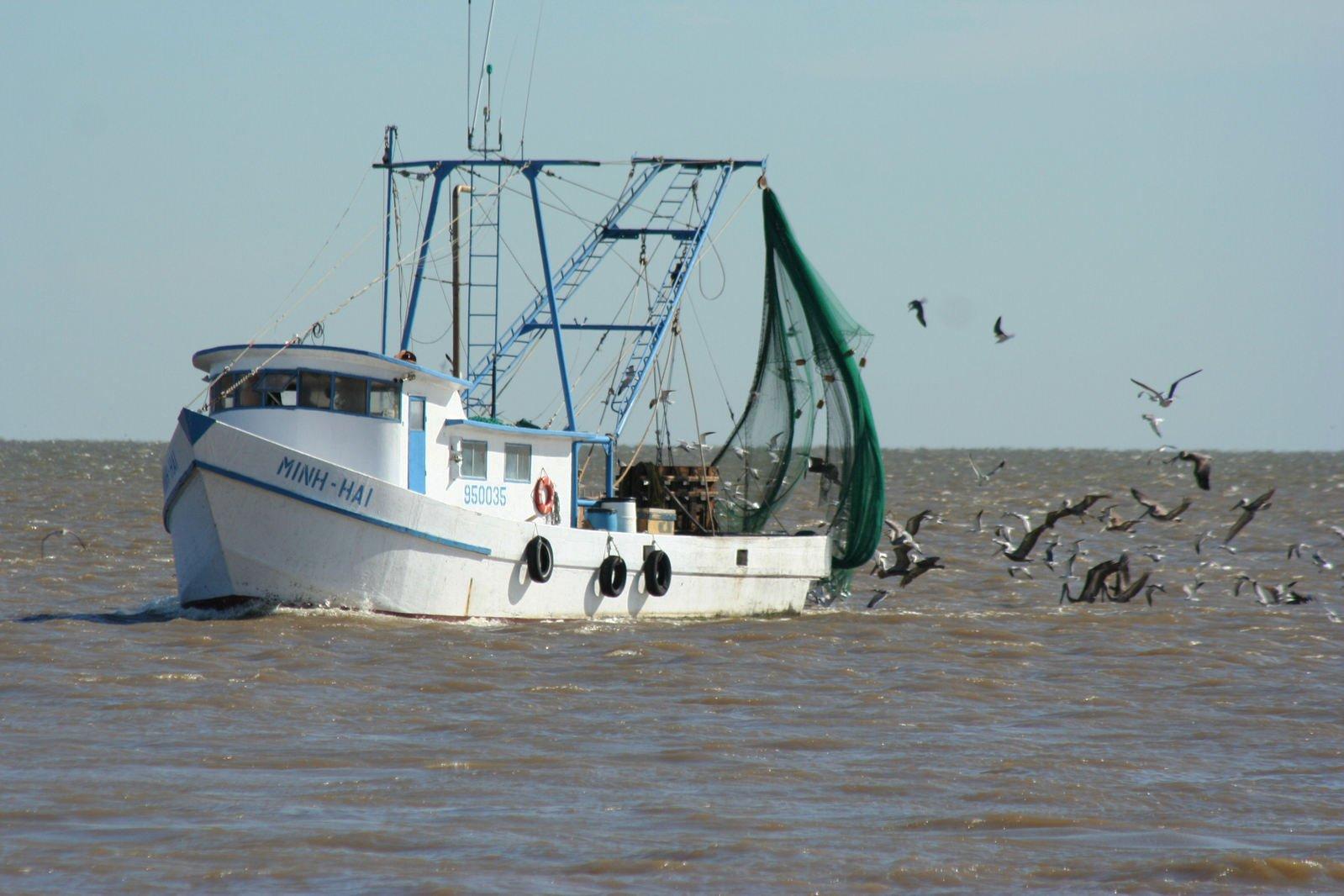 1599x1066 Free Shrimp Boat Stock Photo