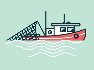 400x300 Shrimp Boat Illustration Boating, Illustrations