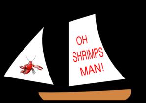 298x210 Shrimp Boat Clip Art