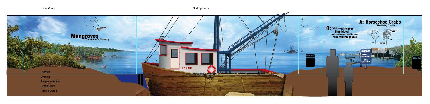 1430x348 The Shrimp Boat Greg Tatum