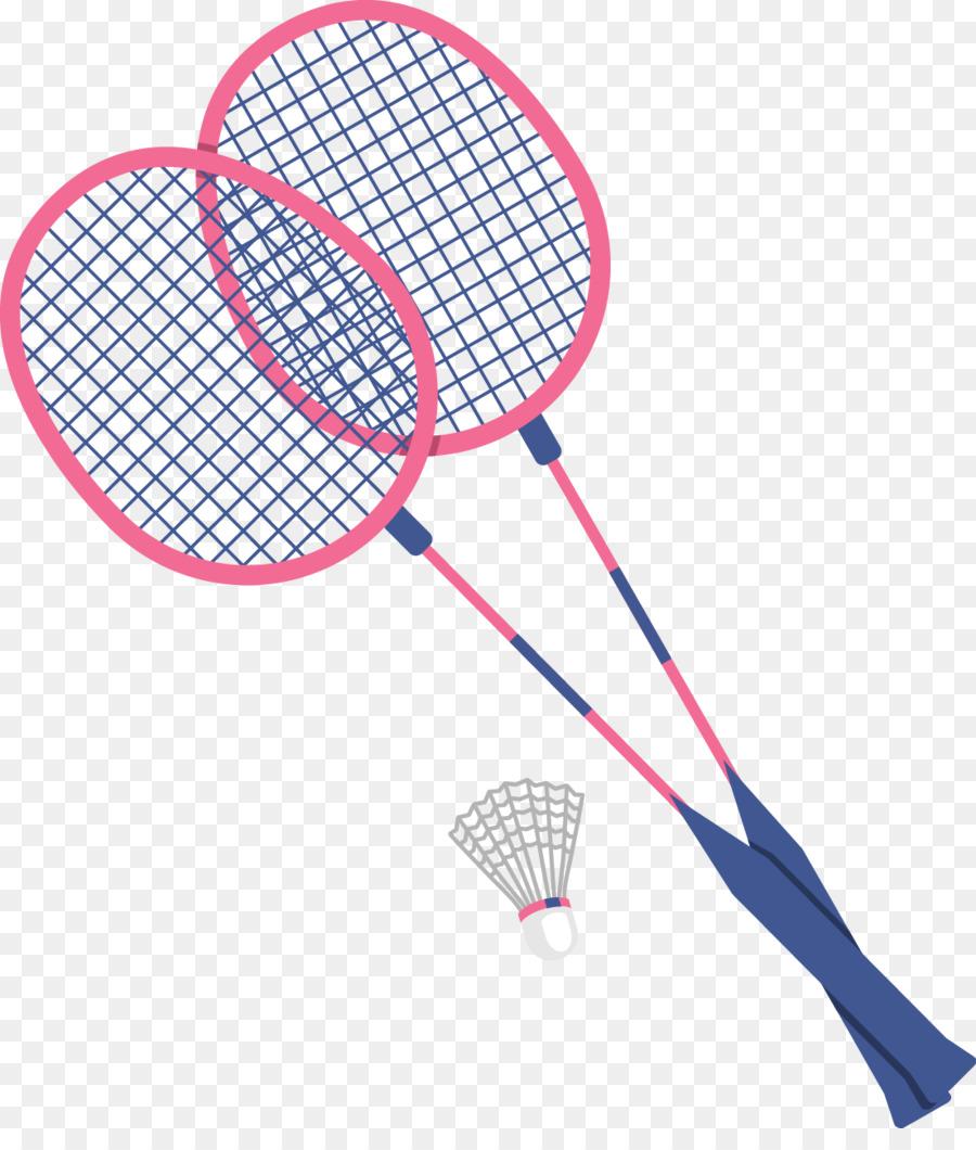 900x1060 Badmintonracket Badmintonracket Shuttlecock
