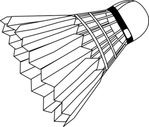 297x252 Badminton Clipart Shuttlecock ~ Frames ~ Illustrations ~ Hd Images