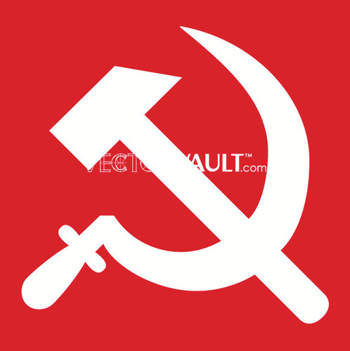 498x500 Buy Vector Hammer And Sickle Russia Icon Logo Graphic Royalty Free