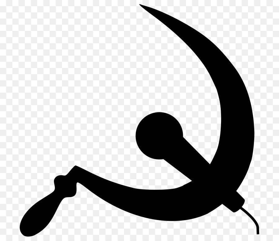 900x780 Download Hammer And Sickle Russian Revolution Clip Art Microphones